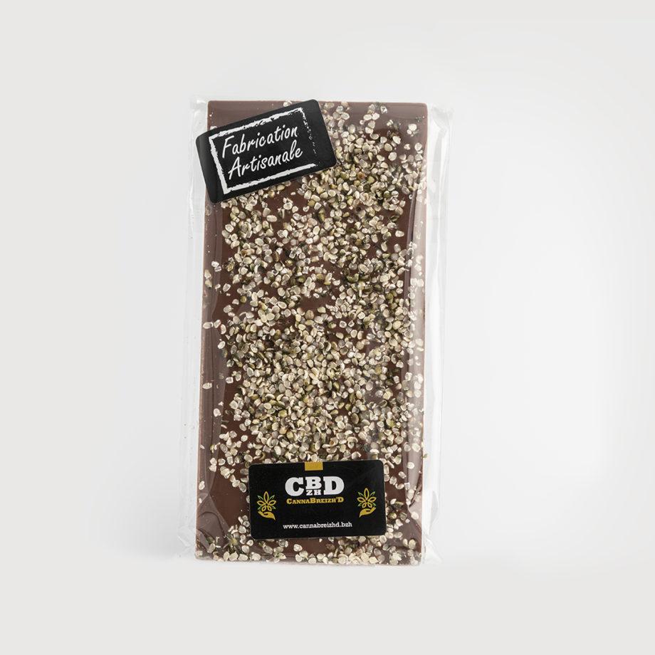 Tablette_chocolat_lait_graine_Chanvre