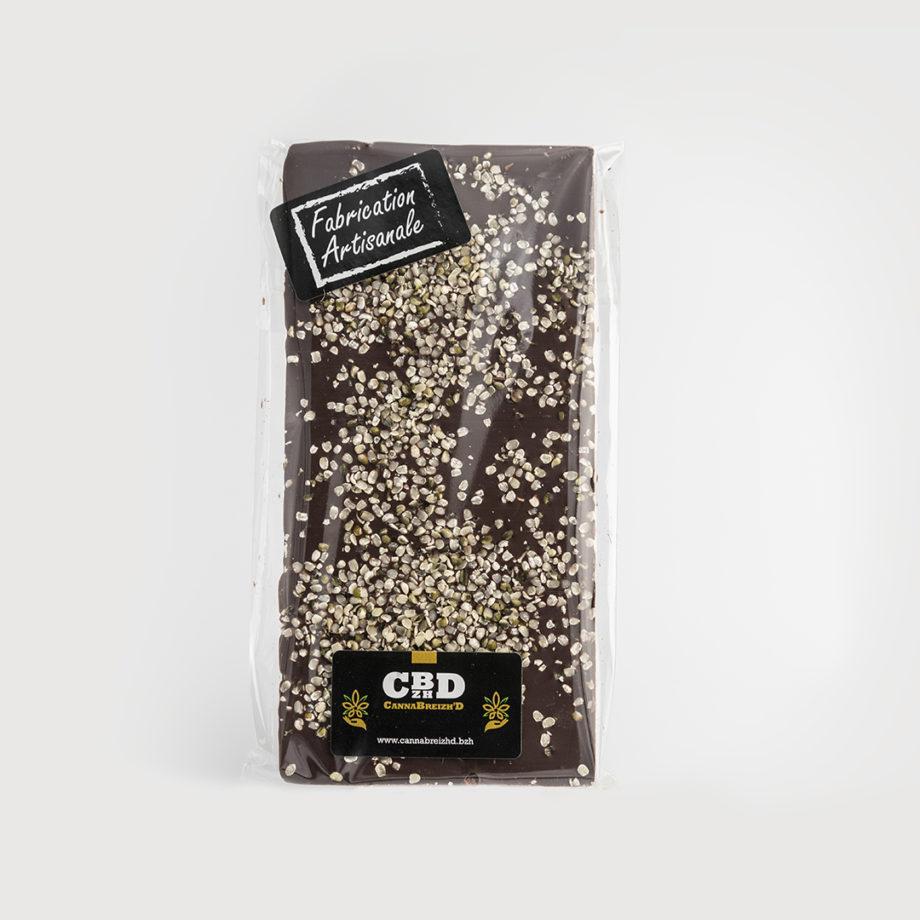 Tablette_chocolat_noir_graine_Chanvre